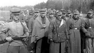 Пленные немцы в ГУЛАГе