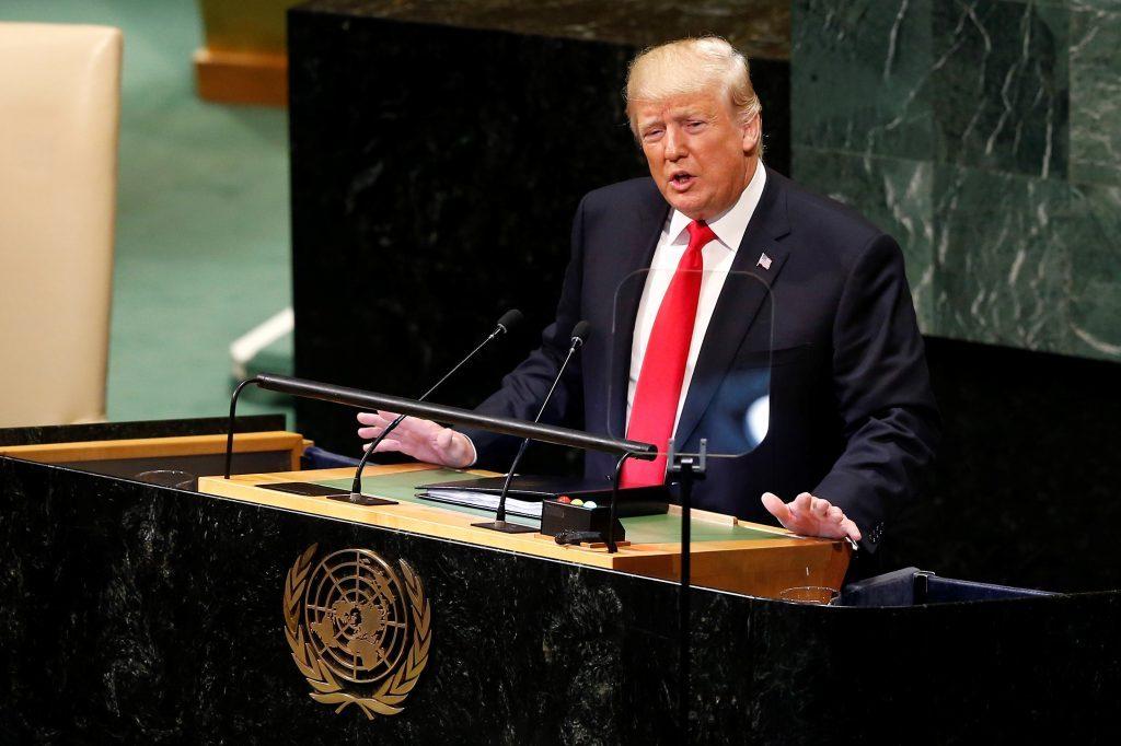 Trump-UN