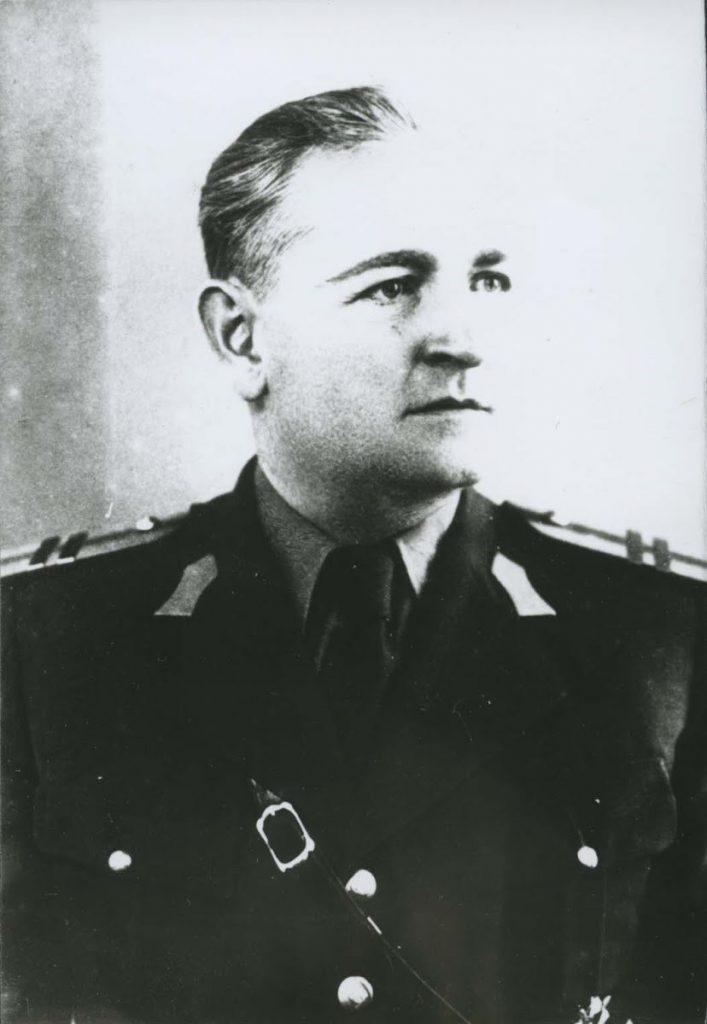 Модест Изопеску, главный организатор Богдановской резни