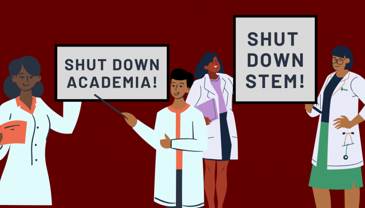 Shut Down STEM