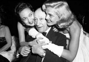 Adolph Zukor with Dorothy Lamour and Lizabeth Scott. www.google.de