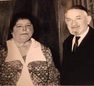 Деда Нохим, бабушка Сара