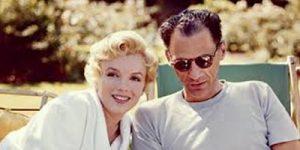 Мерилин Монро и Артур Миллер. Photo: Milton H. Greene