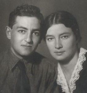 Иосиф Рапопорт и Лия Луговая