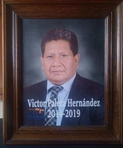 Официальное фото офиса мэра.