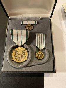 Public Service Commendation Medal