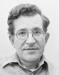 Ноам Хомский. 1977 Фото: Hans Peters / Anefo