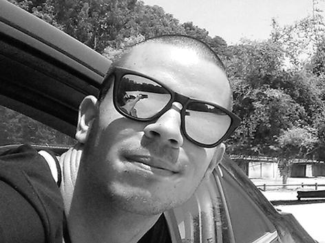 Томер Хазан, жестоко убитый арабским террористом