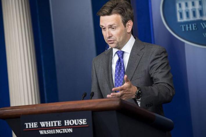 Джош Эрнест — новый пресс-секретарь Белого дома