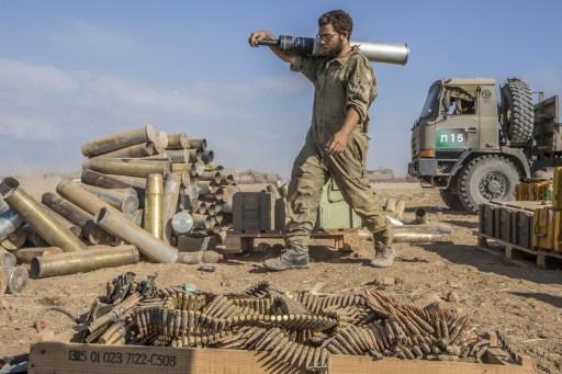 TOPSHOTS-ISRAEL-PALESTINIAN-CONFLICT-GAZA