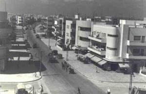 Тель-Авив, 40-е годы