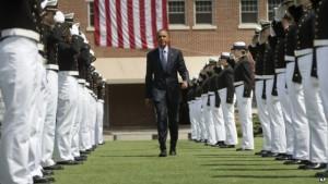 Обама: «Изменение климата создает риски для национальной безопасности»