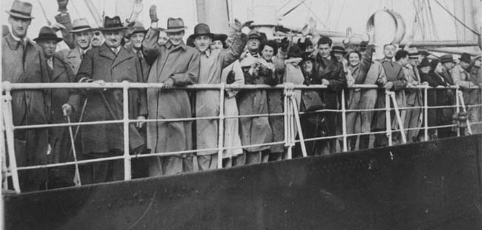 Обреченные пассажиры корабля «Сент-Луис»