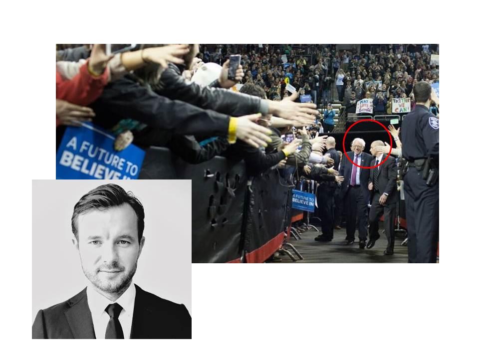 23 March - Vitalliy Shklyarov - Sanders consultant - Presentation1