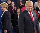 Грубый Трамп, хилая Хиллари идругие