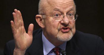 Джеймс Клэппер, директор Национальной разведки при Обаме: никаких доказательств сговора Трампа с Россией нет