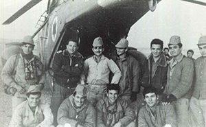 Бойцы «Сайерет Маткаля» после очередной операции. Краса и гордость Израиля. Второй справа ( стоя) – Муки Бецер