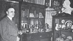Максимилиан Гольдштейн в Еврейском музее