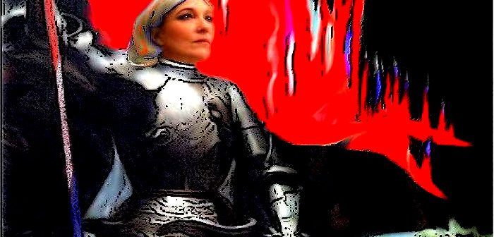 Жанна Д'Арк французского вэлфера