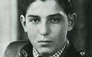 Самуэль Пизар в юности