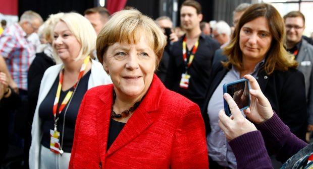 Несменяемая Меркель