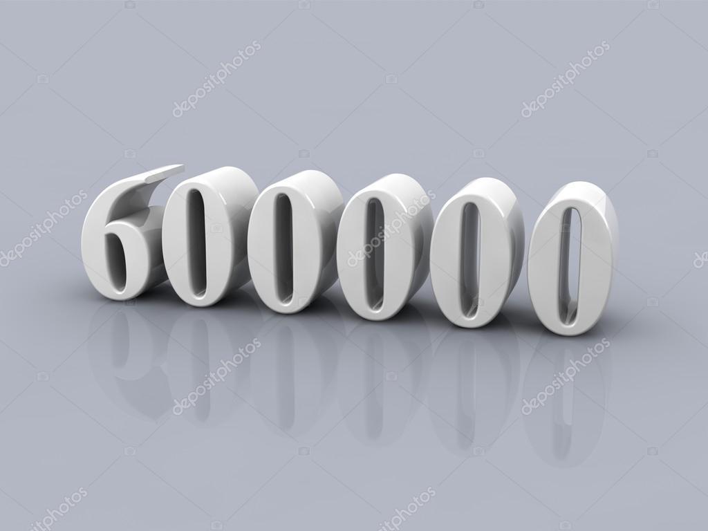 number-600000