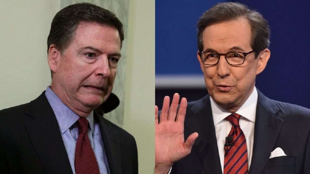 Comey-Wallace