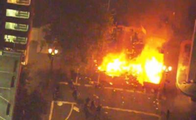 riots in portland 2