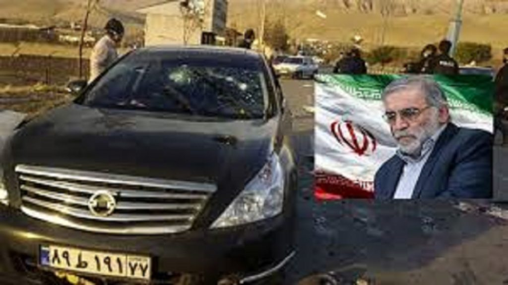 assassination-of-Mohsen-Fakhrizadeh