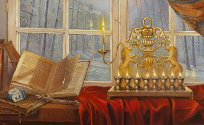 Hanukkah-Ligths-22x44inchggggggggggg