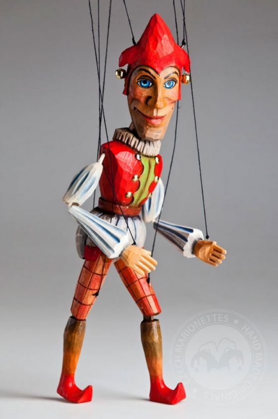 Czech-Marionettes-jester-junior-marionette-puppet-7.3f16